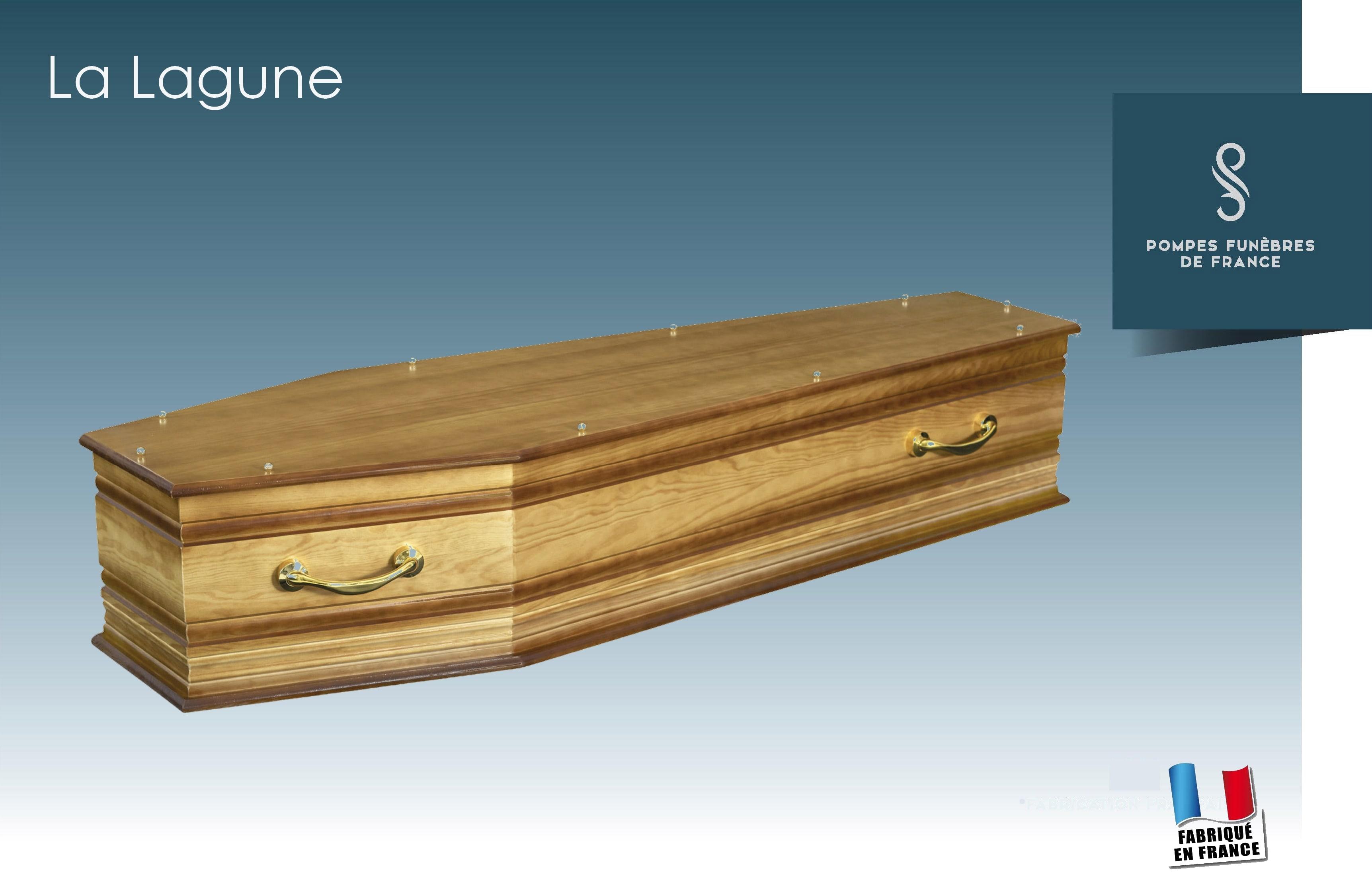 Cercueil La Lagune