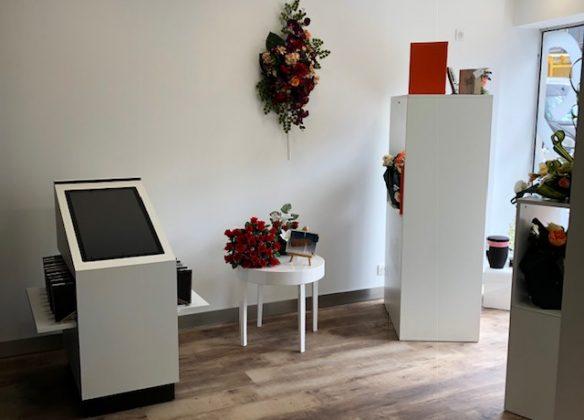 Une agence de pompes funèbres moderne et accueillante