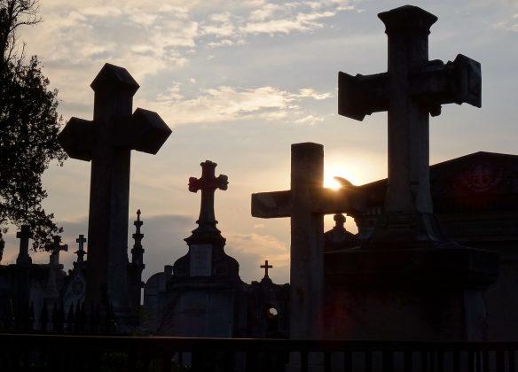 Les cimetières de Écouflant