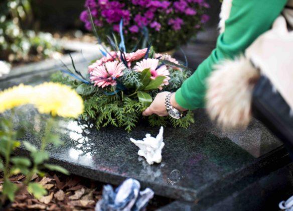 Les funérariums à proximité d'Écouflant